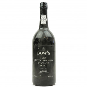 Dow's Quinta Do Bomfim 1986 Vintage Port