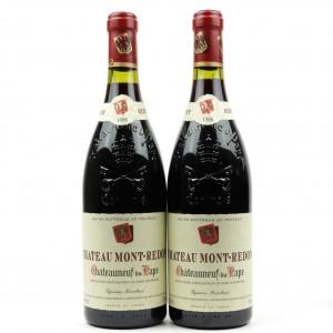 Ch. Mont-Redon 1998 Chateauneuf-Du-Pape 2x75cl