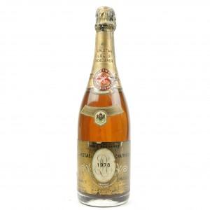 Louis Roederer Cristal 1978 Vintage Champagne