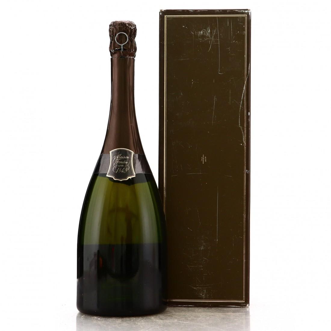 Krug 1979 Vintage Champagne