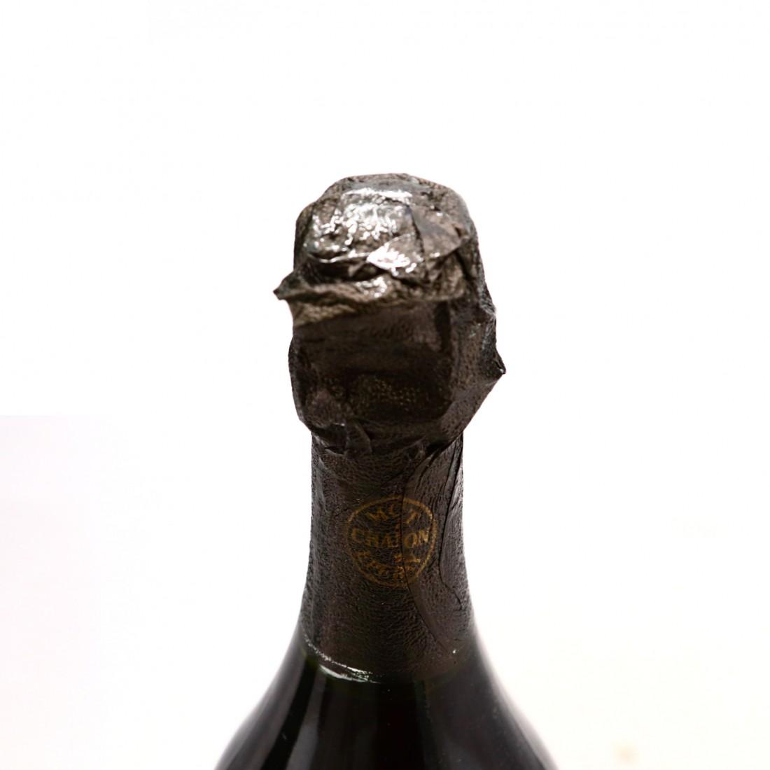 Dom Perignon Rose 1980 Vintage Champagne