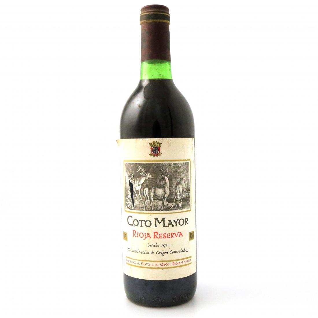Coto De Imaz 1975 Rioja Reserva