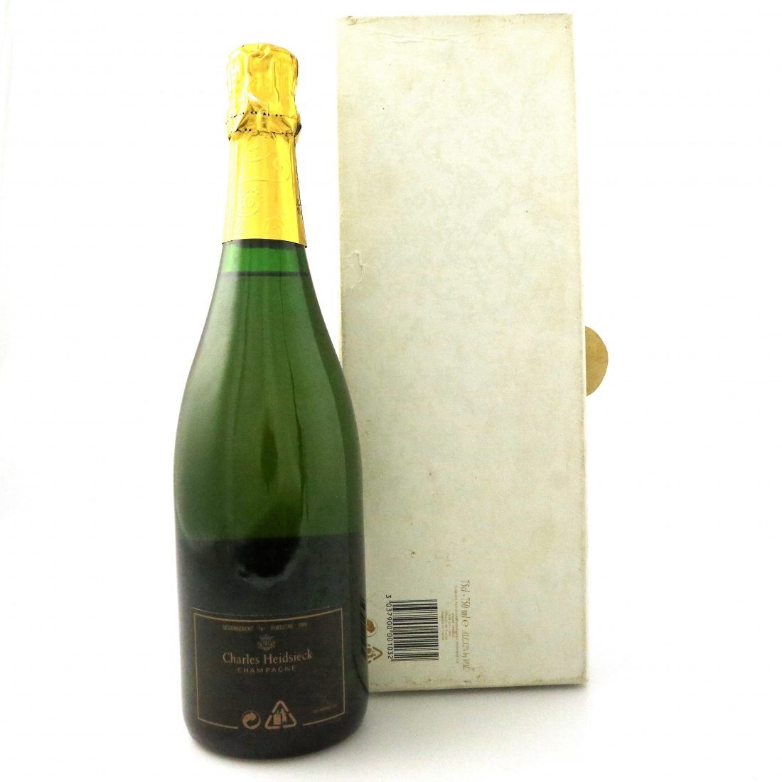 "Charles Heidsieck ""L'Oenotheque"" 1981 Vintage Champagne"