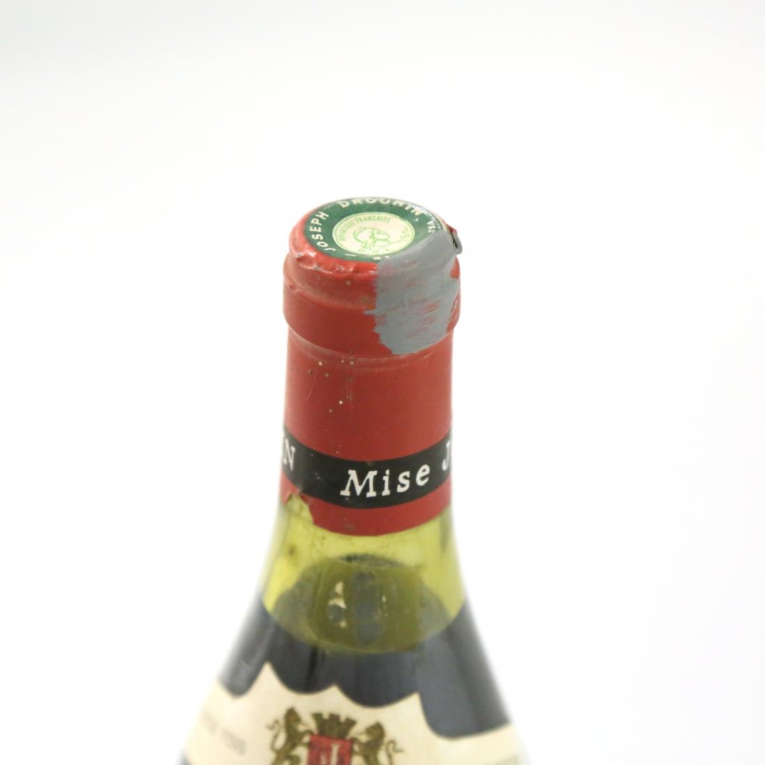 "J.Drouhin ""Laforet"" Pinot Noir 1985 Bourgogne"