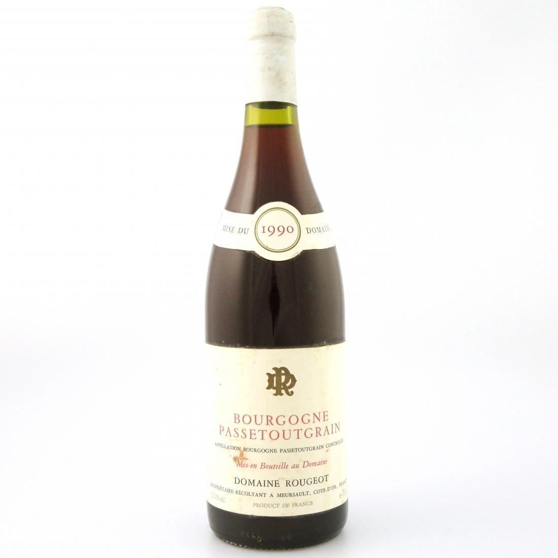 Dom. Rougeot 1990 Bourgogne Passetoutgrain