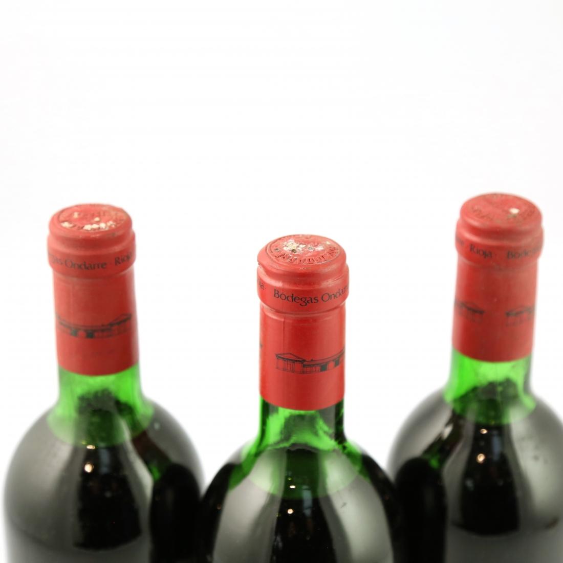 Ondarre 1981 Rioja Reserva 3x75cl