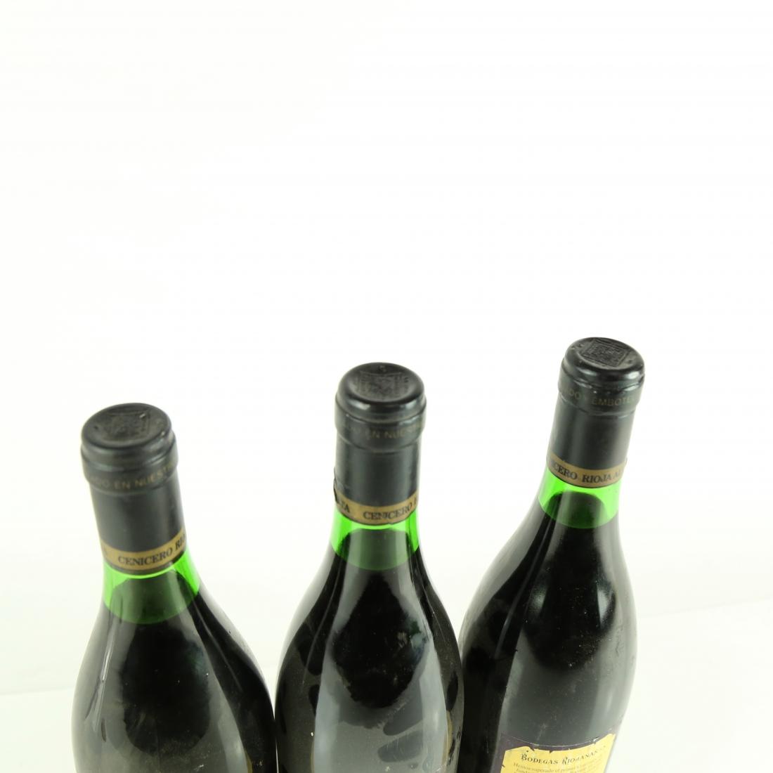 Monte Real 1987 Rioja Gran Reserva 3x75cl
