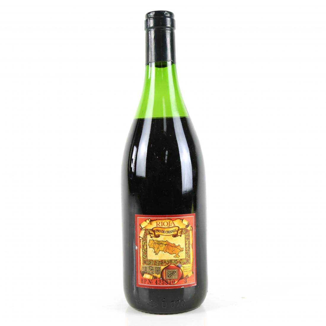 Viña Pomal 1979 Rioja Crianza
