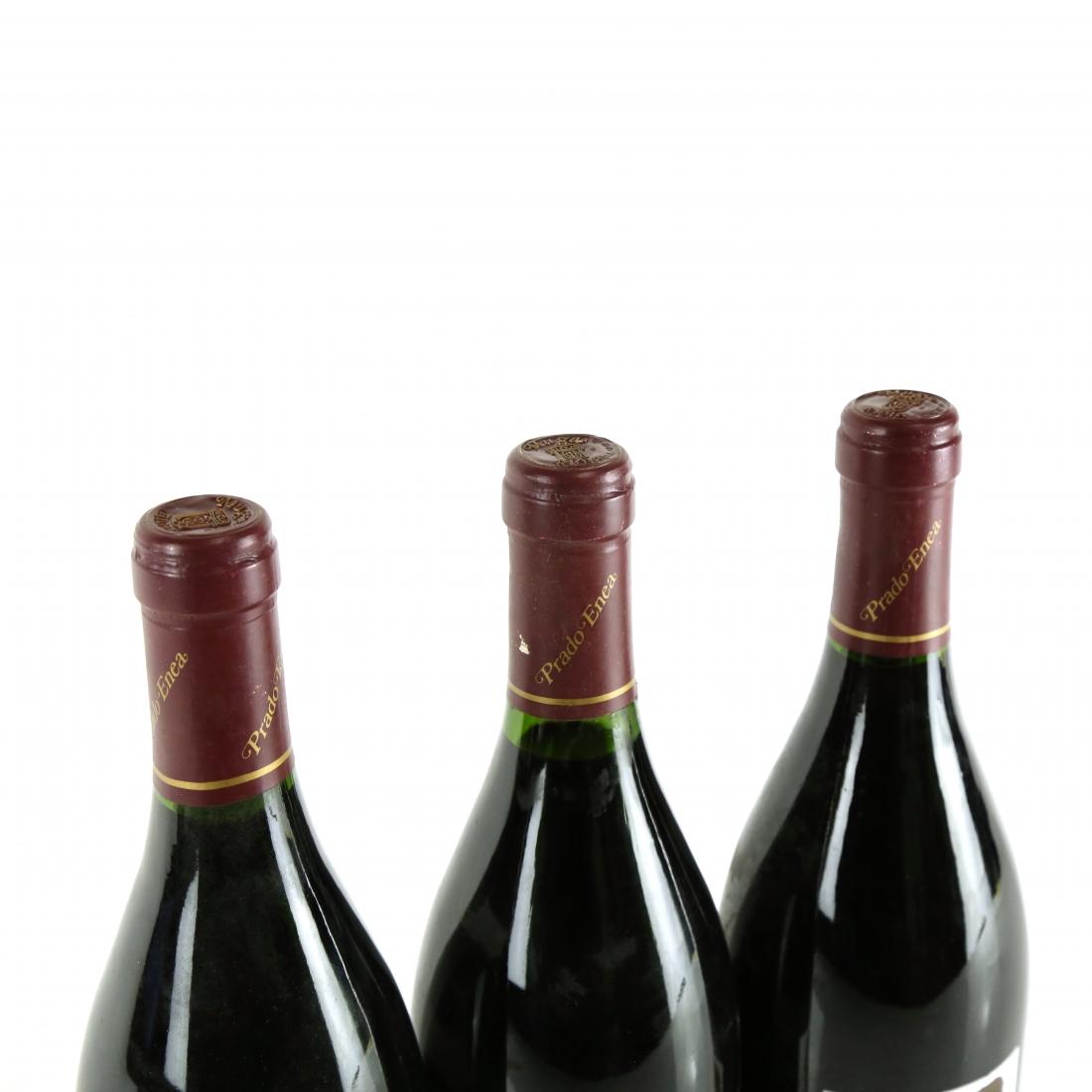 """Muga """"Prado Enea"""" 1987 Rioja Gran Reserva 3x75cl"""