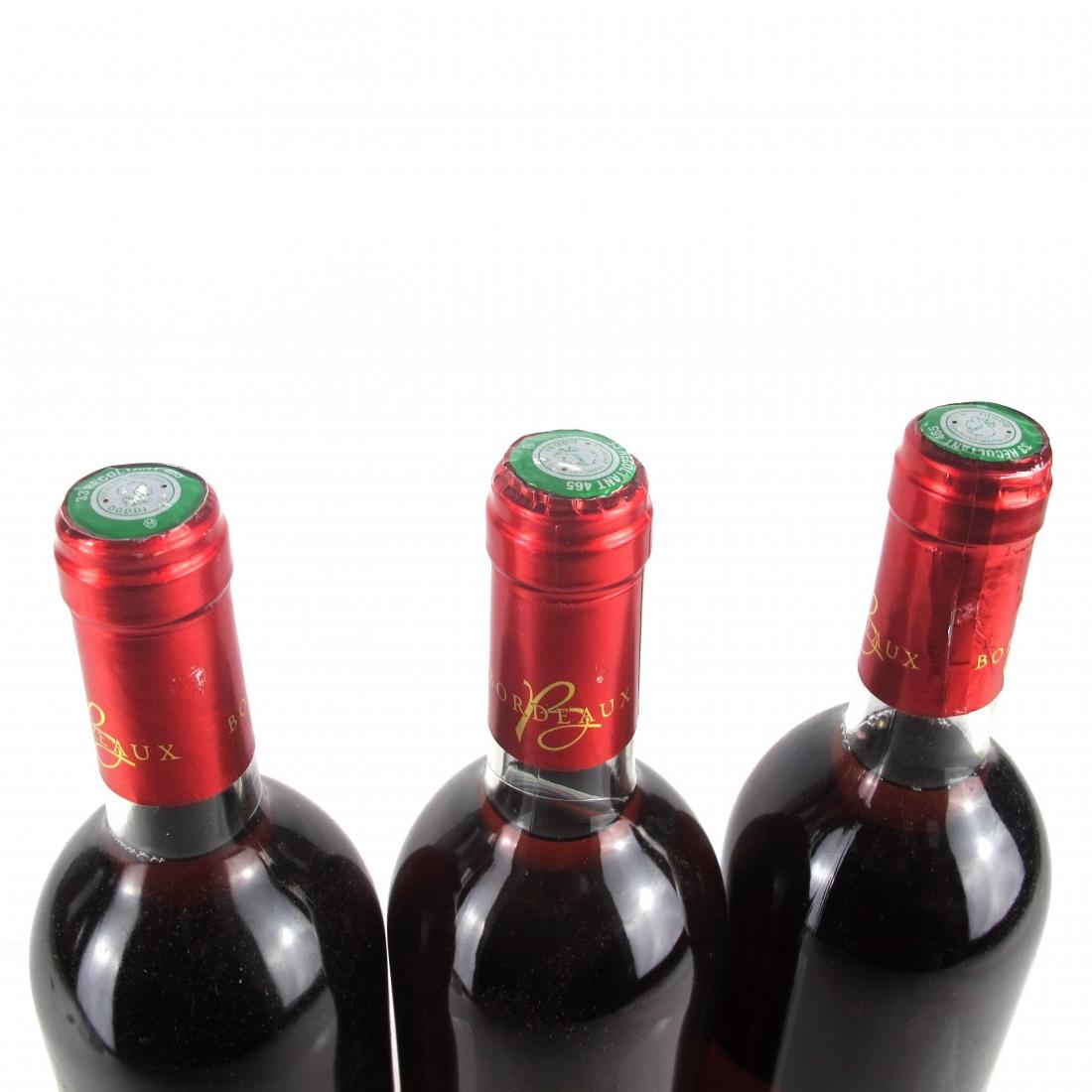 Pierron Rose 2009 Bordeaux 3x75cl