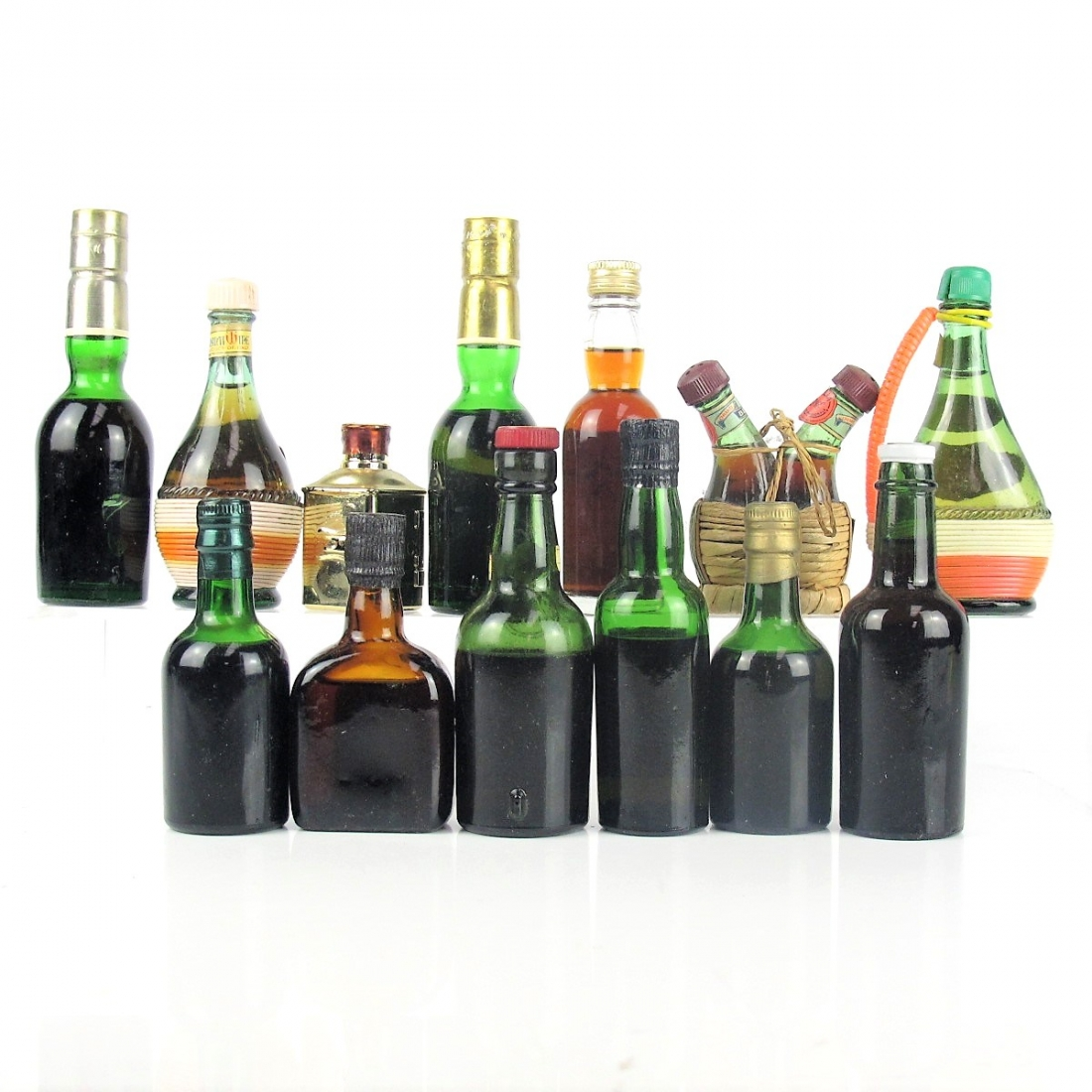 Selection of Wine Miniatures 13x5cl