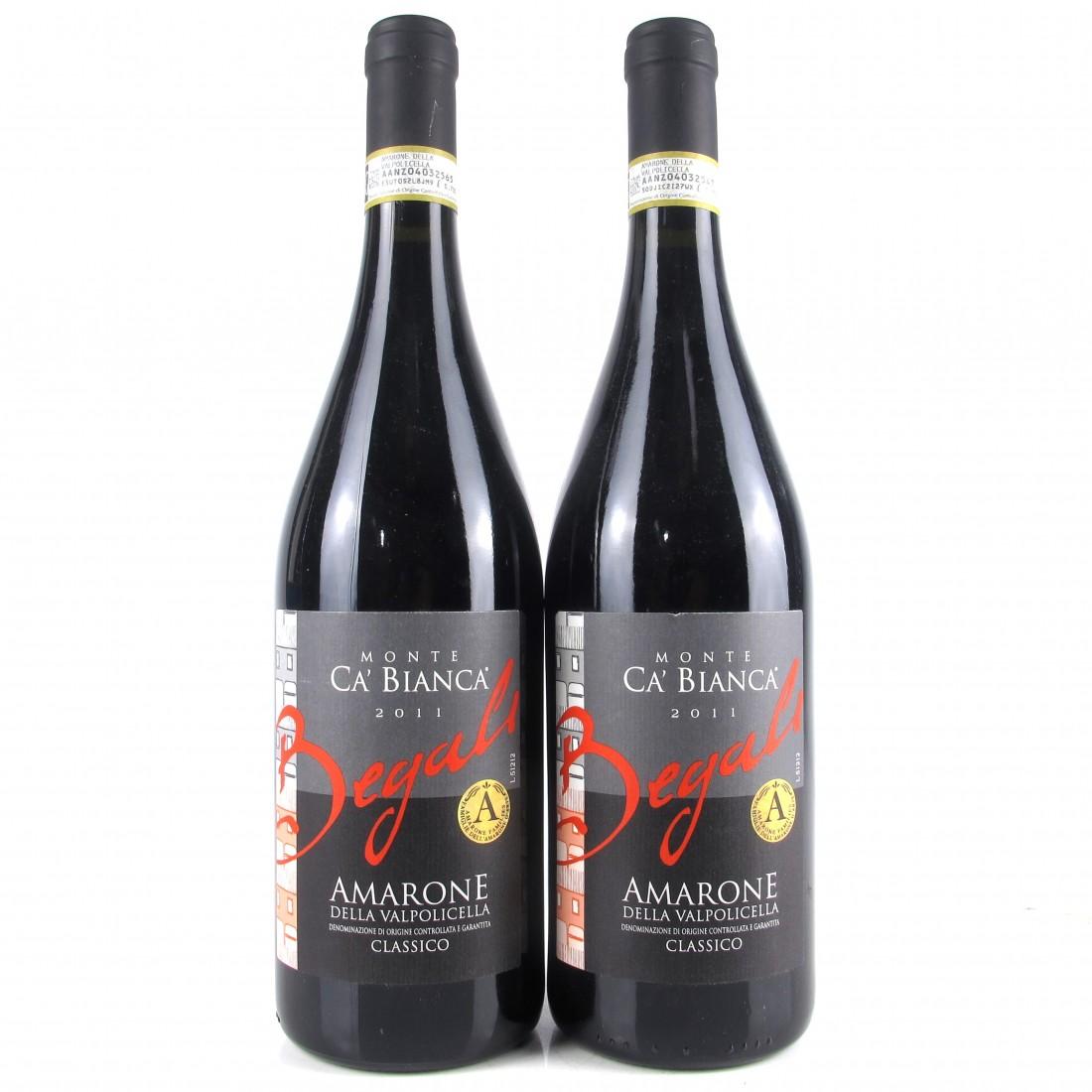 Begali 2011 Amarone 2x75cl