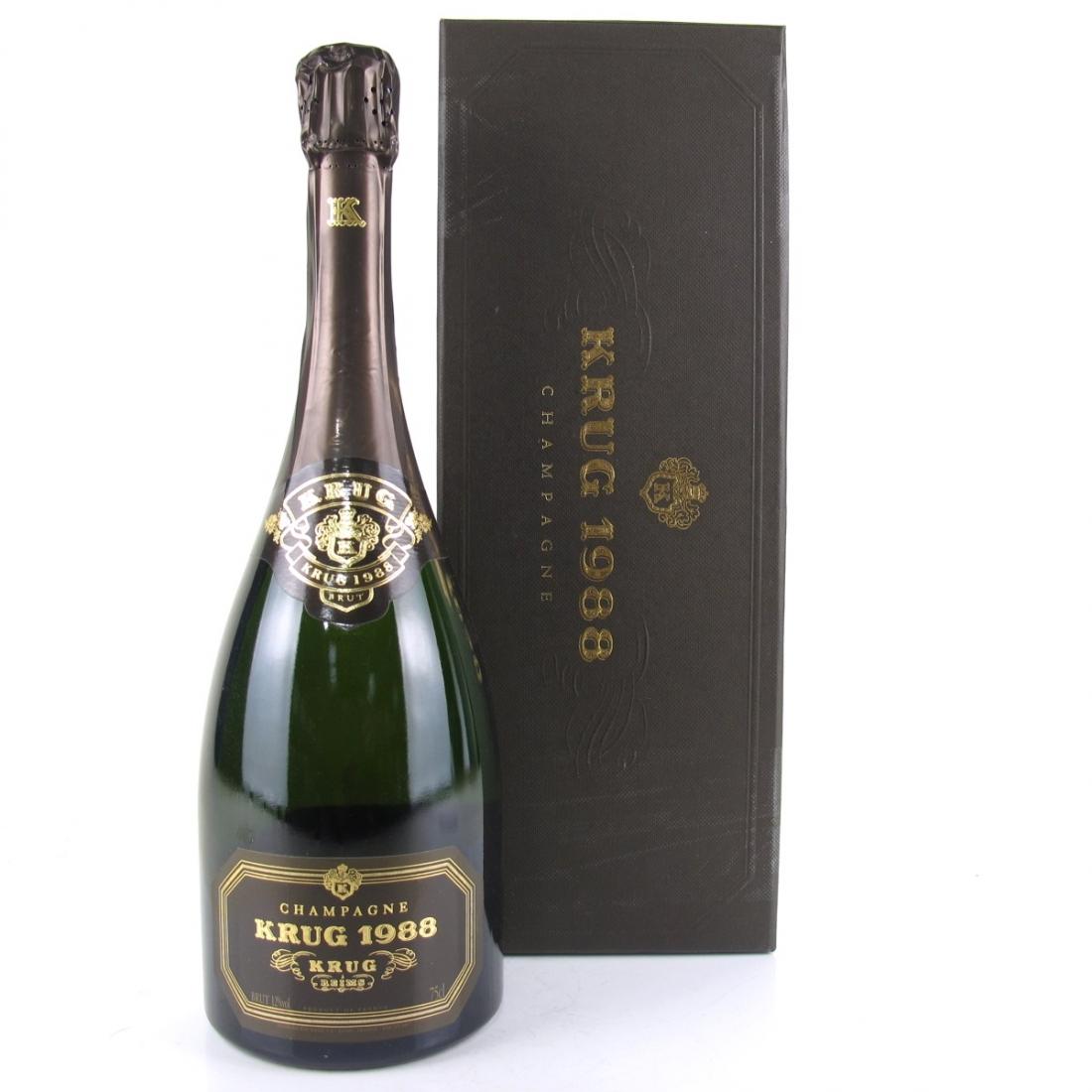 Krug Vintage 1988 Champagne