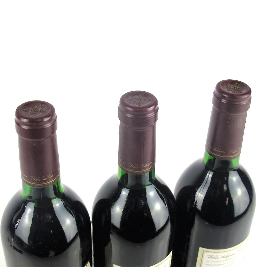 Viña Salceda 1989 Rioja Reserva 3x75cl