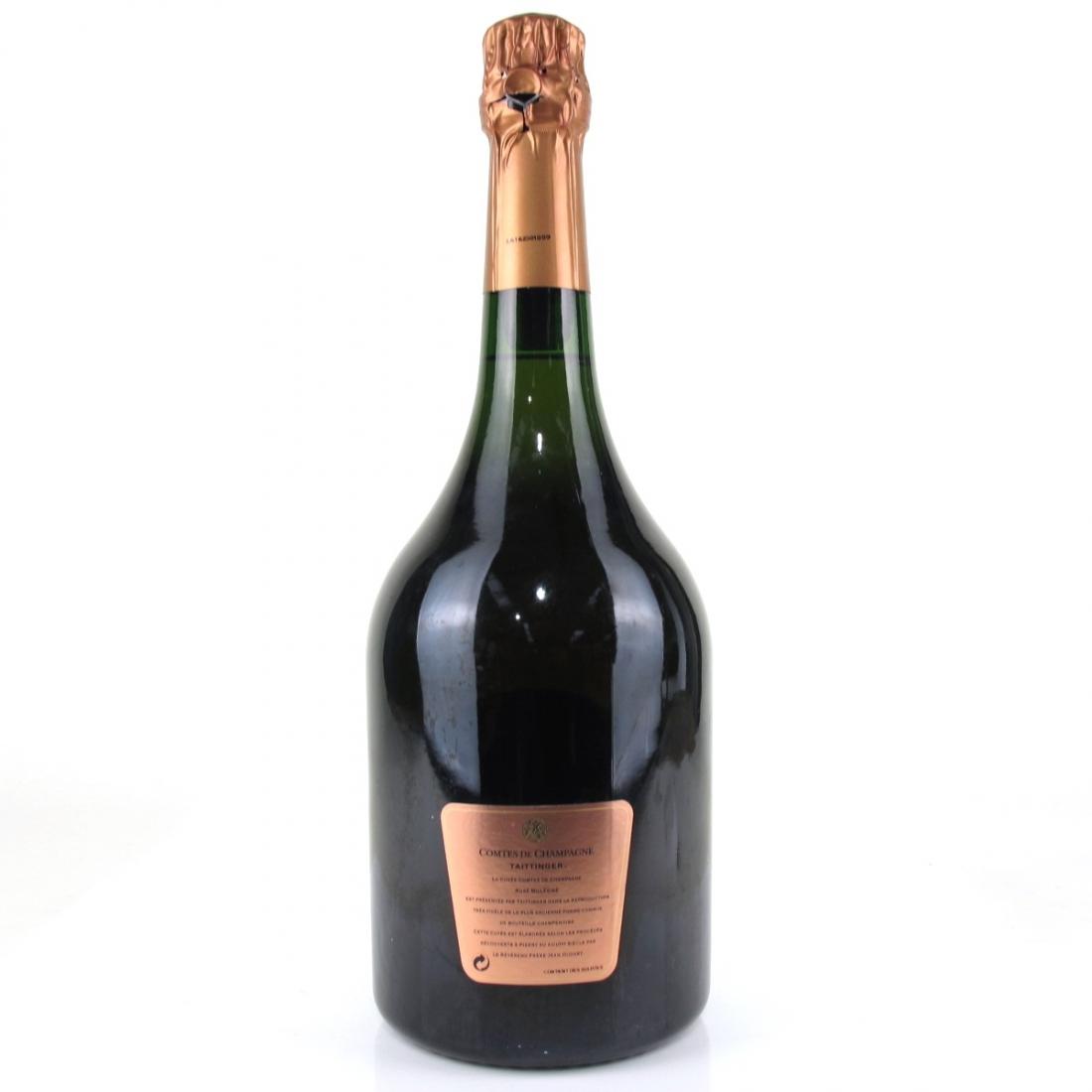 """Taittinger """"Comtes de Champagne"""" 1999 Rose 150cl"""