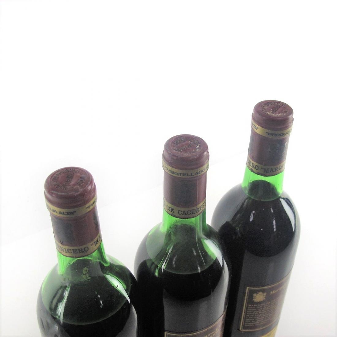 Marques De Caceres 1981 Rioja Crianza 3x75cl