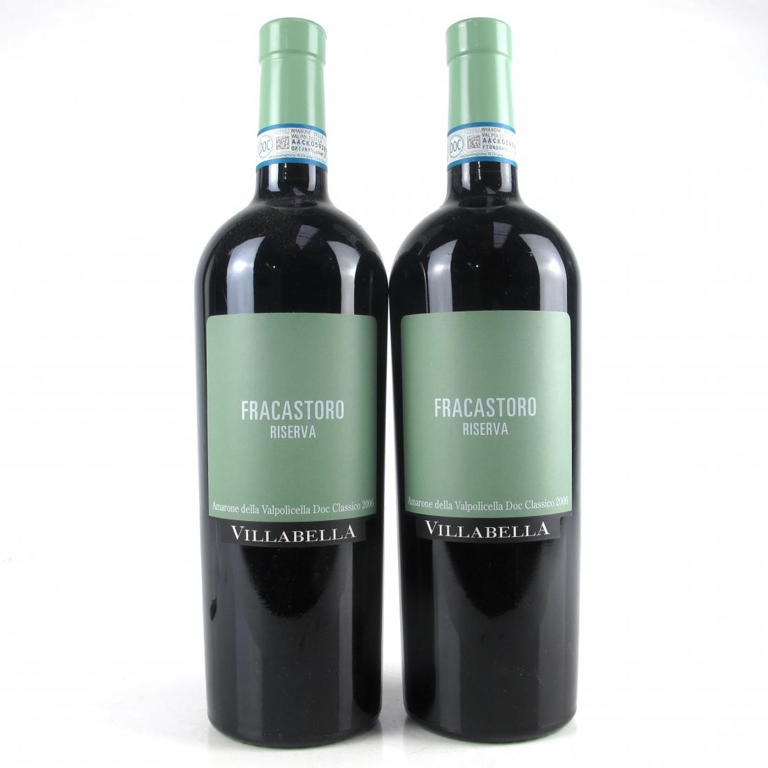 """Villabella """"Fracastoro"""" 2006 Amarone Riserva 2x75cl"""