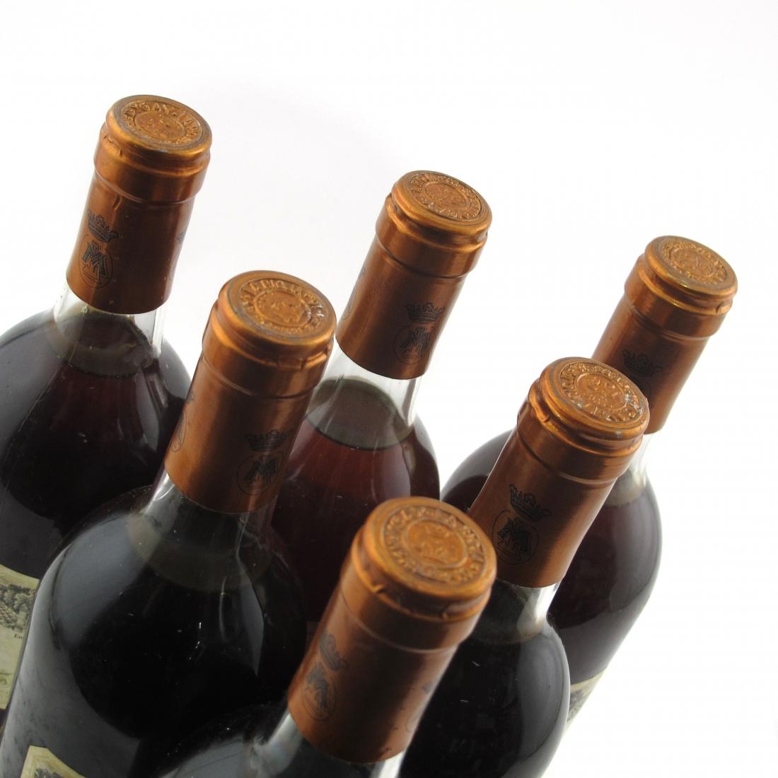 Marques De Murrieta 1986 Rioja Blanco Reserva 6x75cl