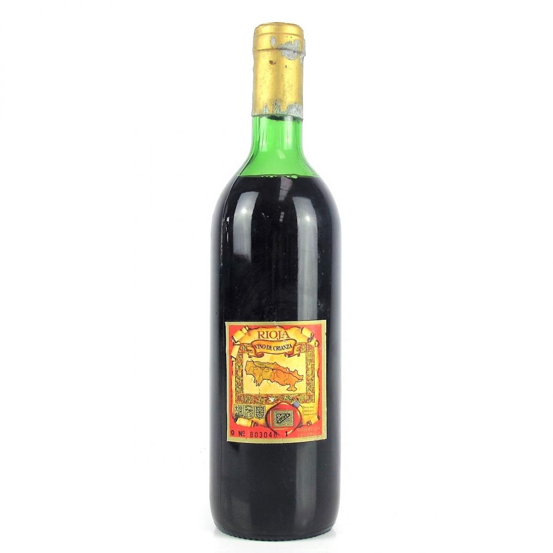Marques De Romeral 1968 Rioja Reserva