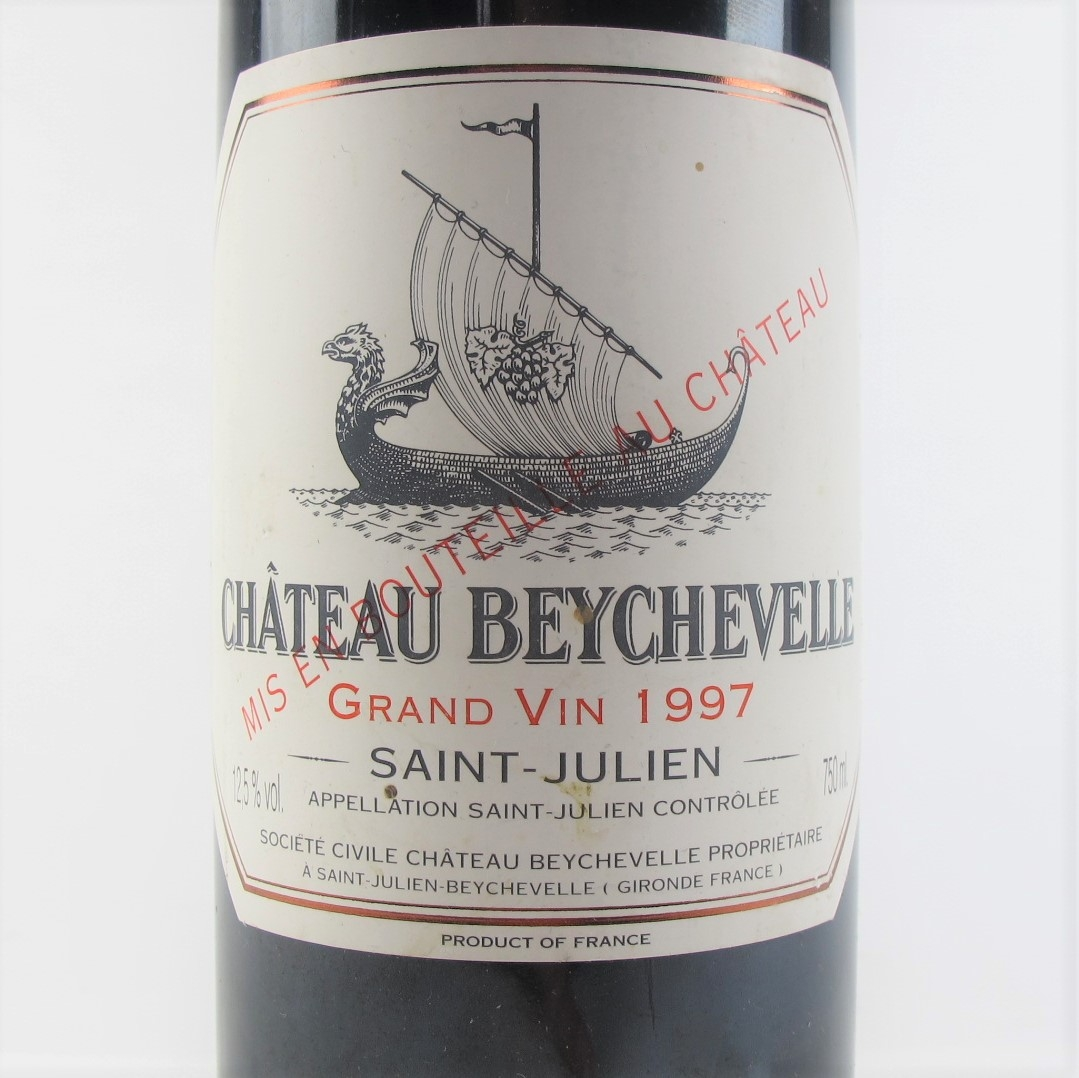 Ch. Beychevelle 1997 Saint-Julien