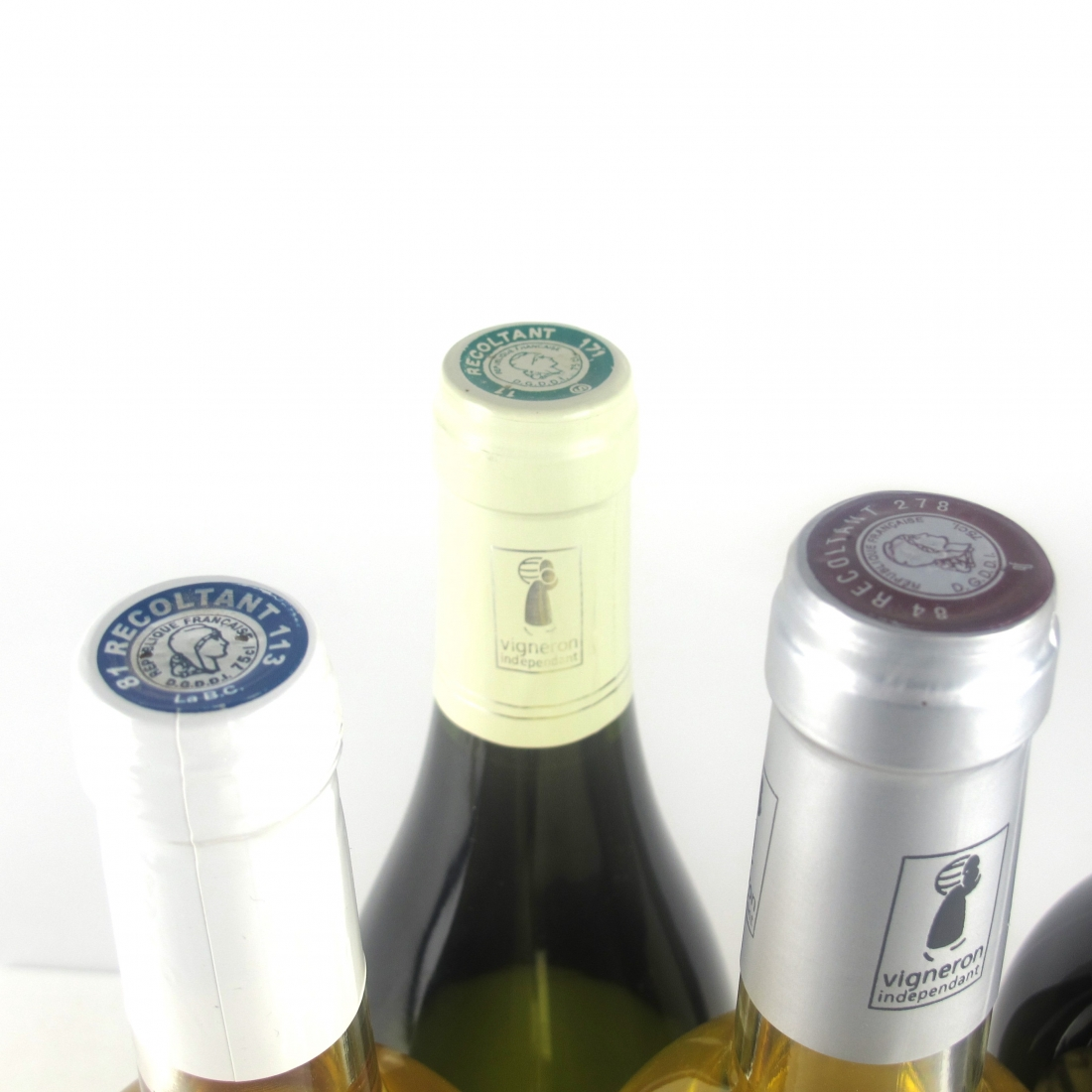 Assorted Southern French Wines 5x75cl