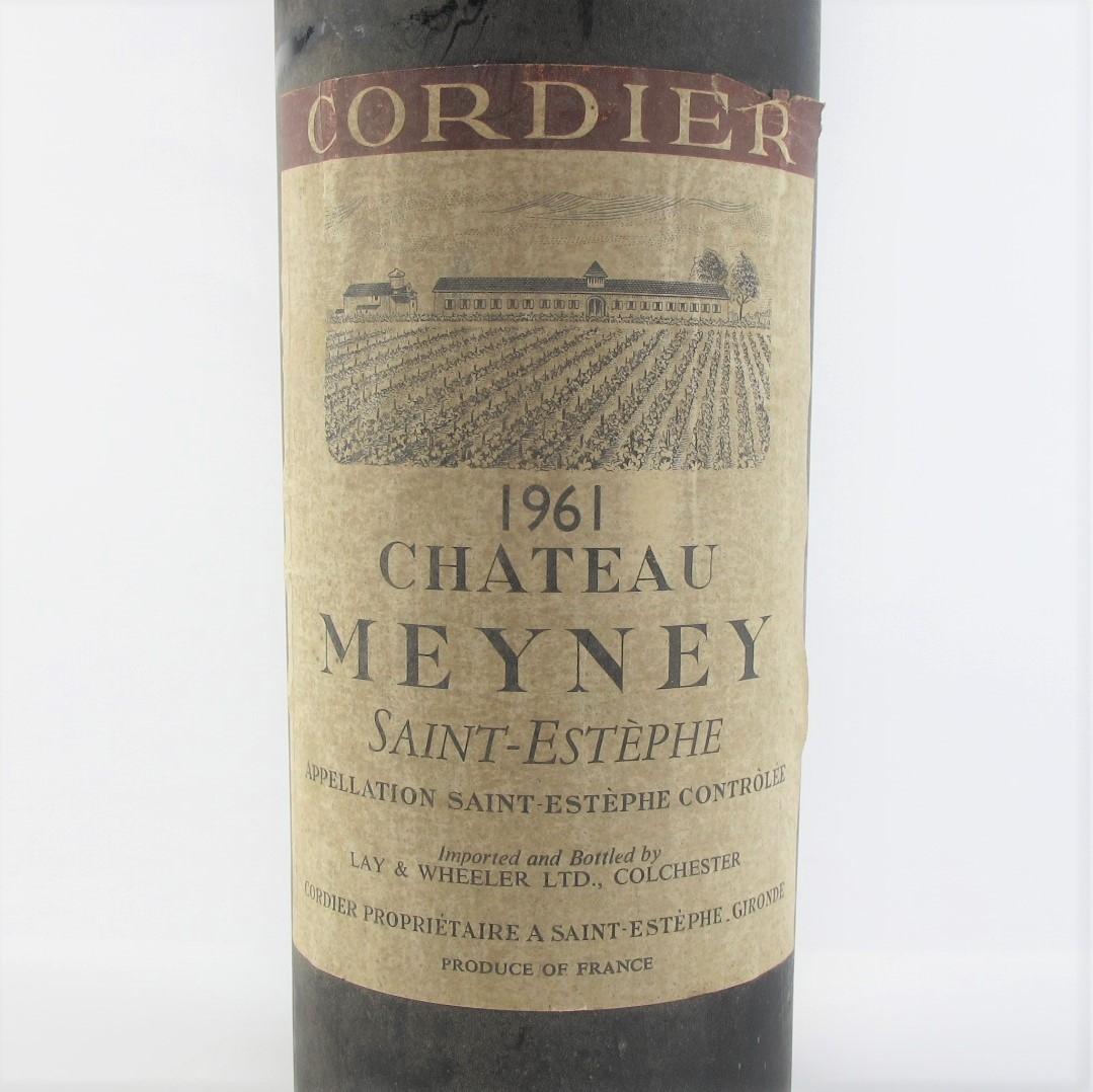 Ch. Meyney 1961 Saint Estephe