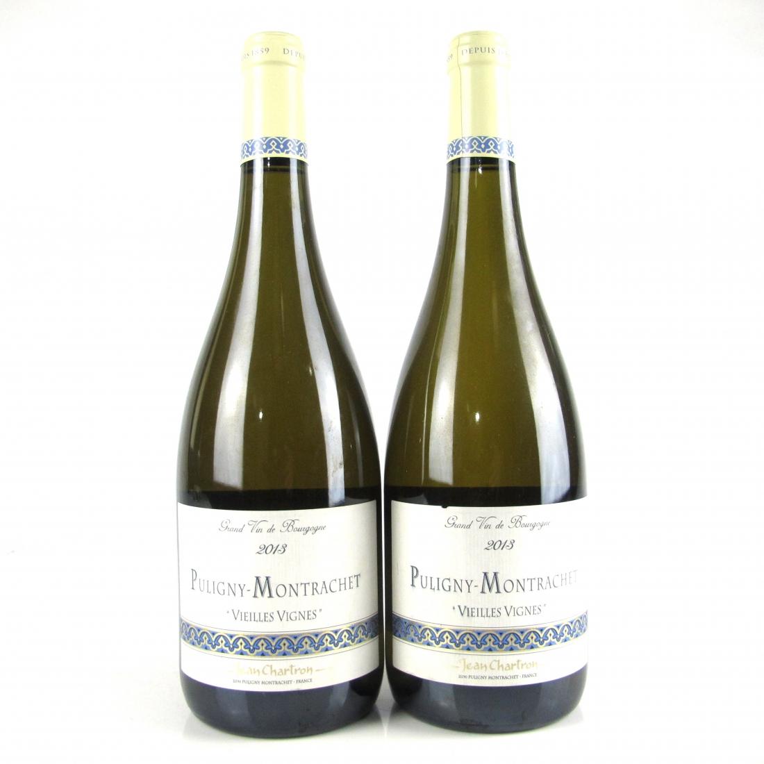 J.Chartron 2013 Puligny-Montrachet 2x75cl
