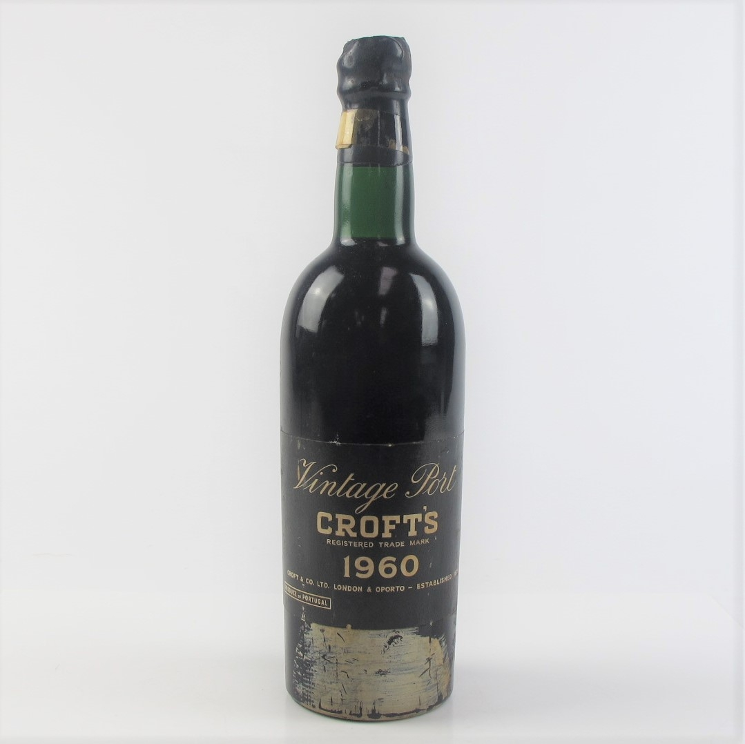 Croft's 1960 Vintage Port