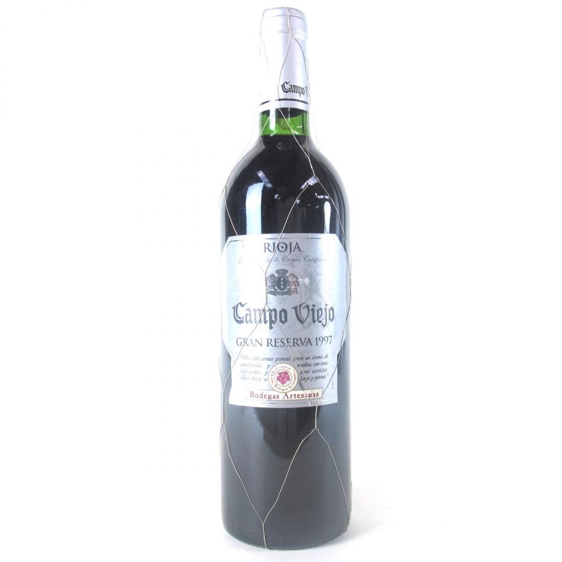 Campo Viejo 1997 Rioja Gran Reserva