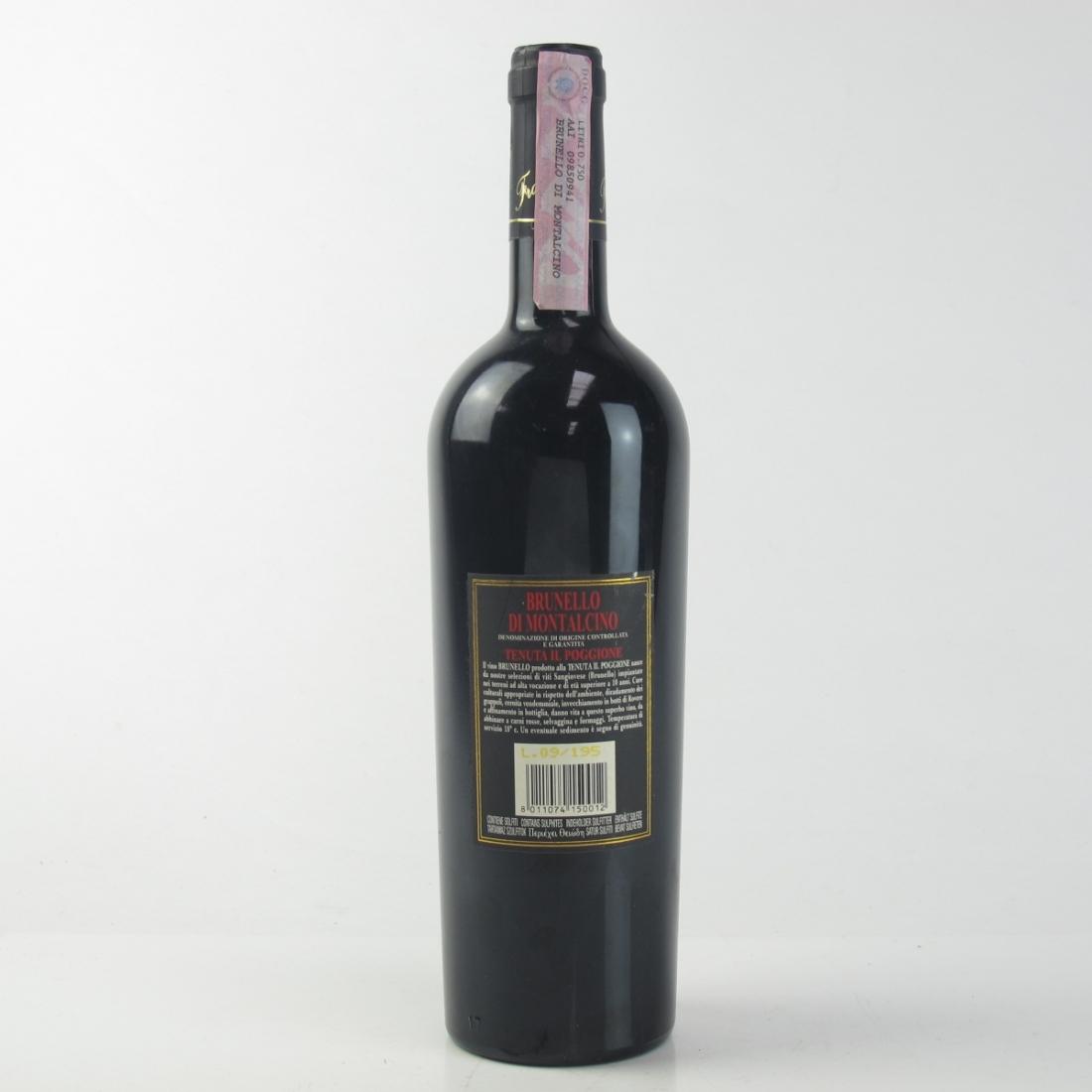 Franceschi 2004 Brunello di Montalcino