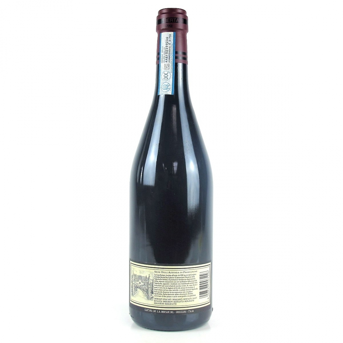 Bertani 2007 Amarone