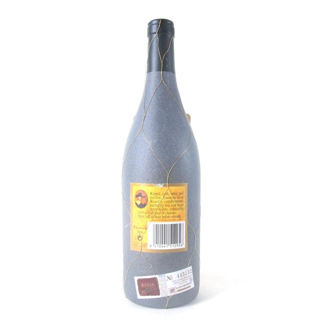 Faustino 1996 Rioja Gran Reserva