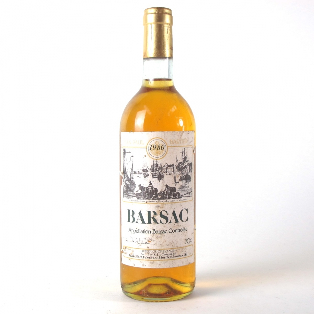 J.P.Bartier 1980 Barsac