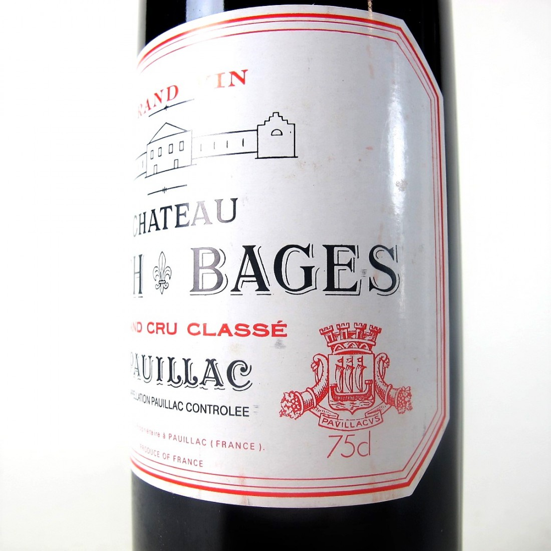 Ch. Lynch-Bages 1982 Pauillac 5eme-Cru