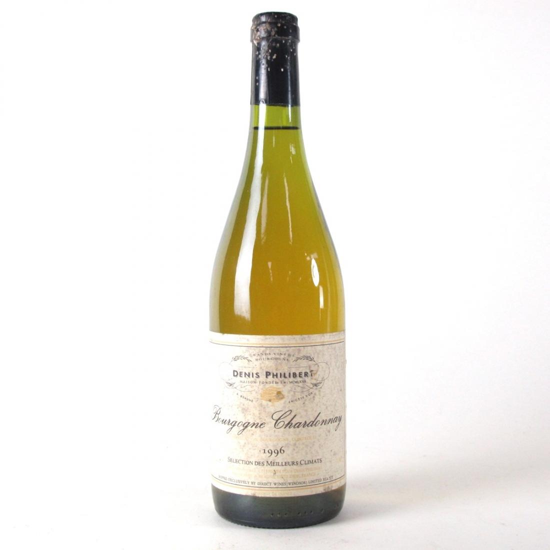 D.Philibert Chardonnay 1996 Bourgogne