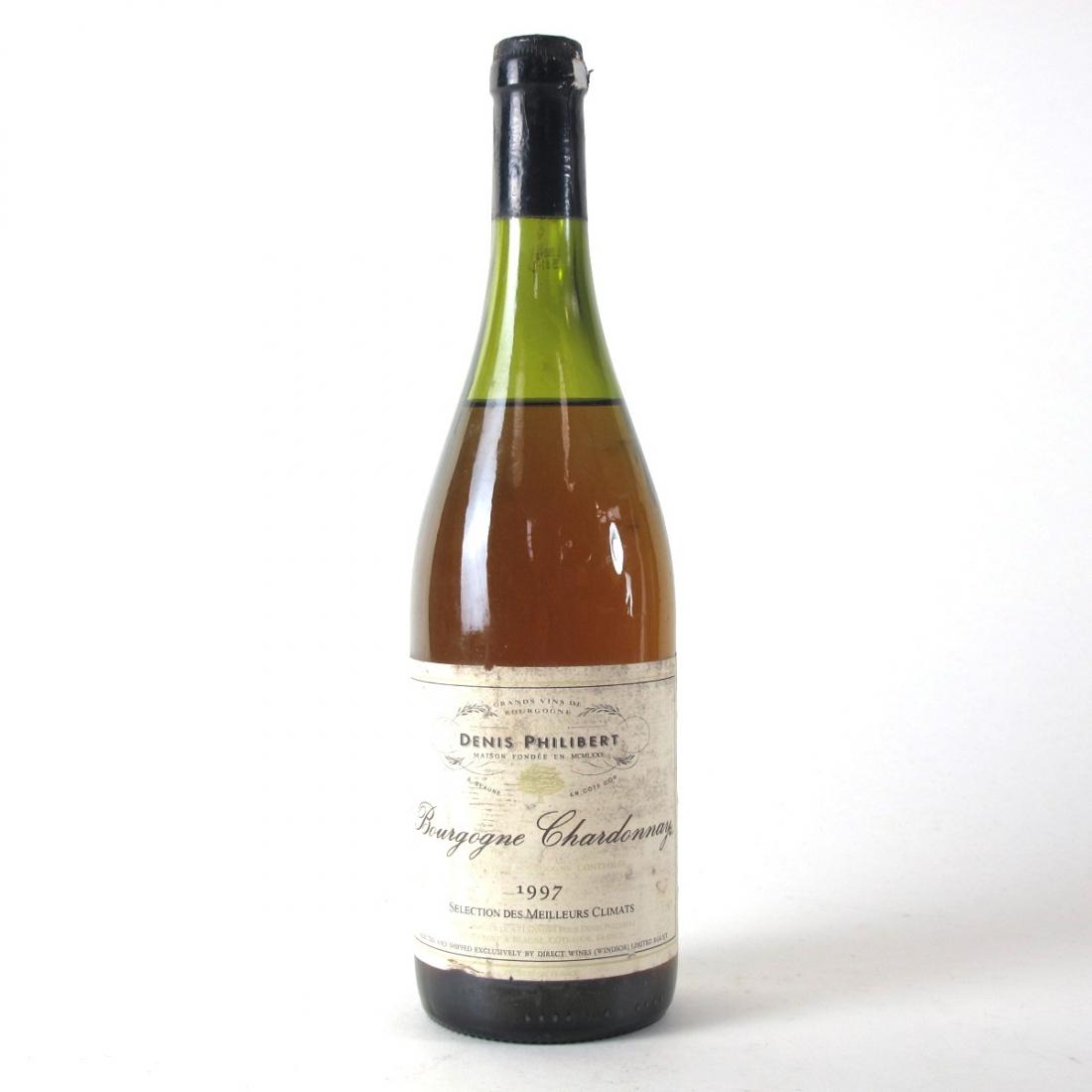D.Philibert Chardonnay 1997 Bourgogne