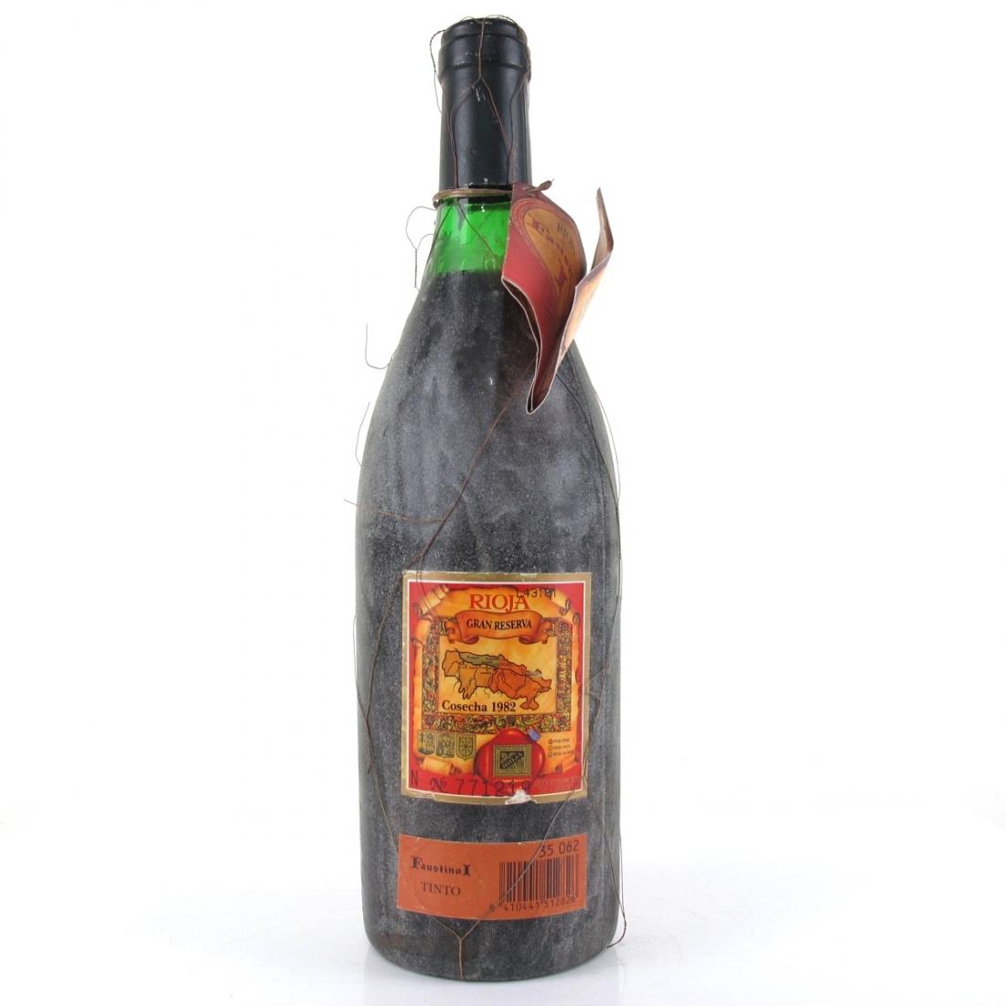 Faustino I 1982 Rioja Gran Reserva