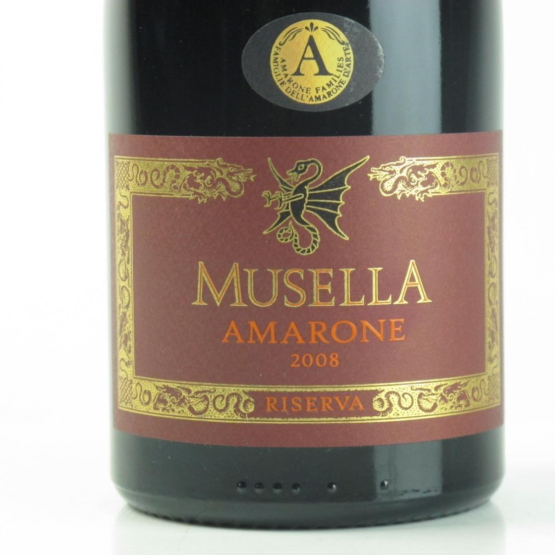 Musella 2008 Amarone Riserva