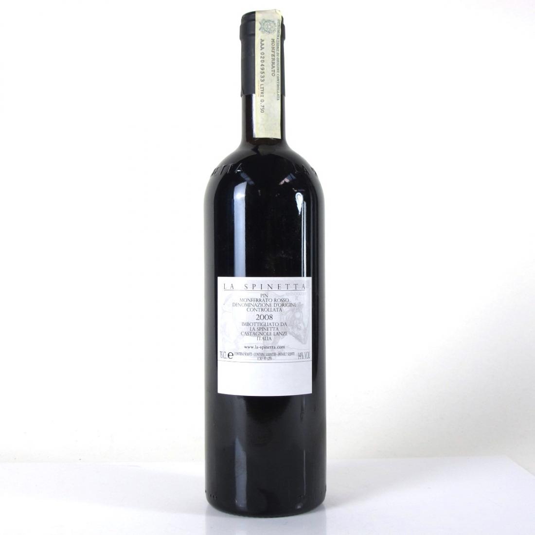 """La Spinetta """"Pin"""" 2008 Monferrato"""