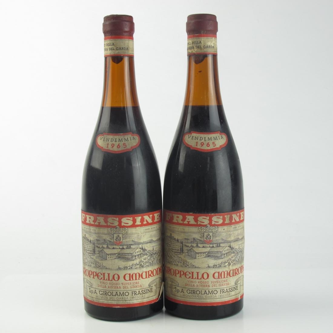 Frassine 1965 Amarone 2x75cl