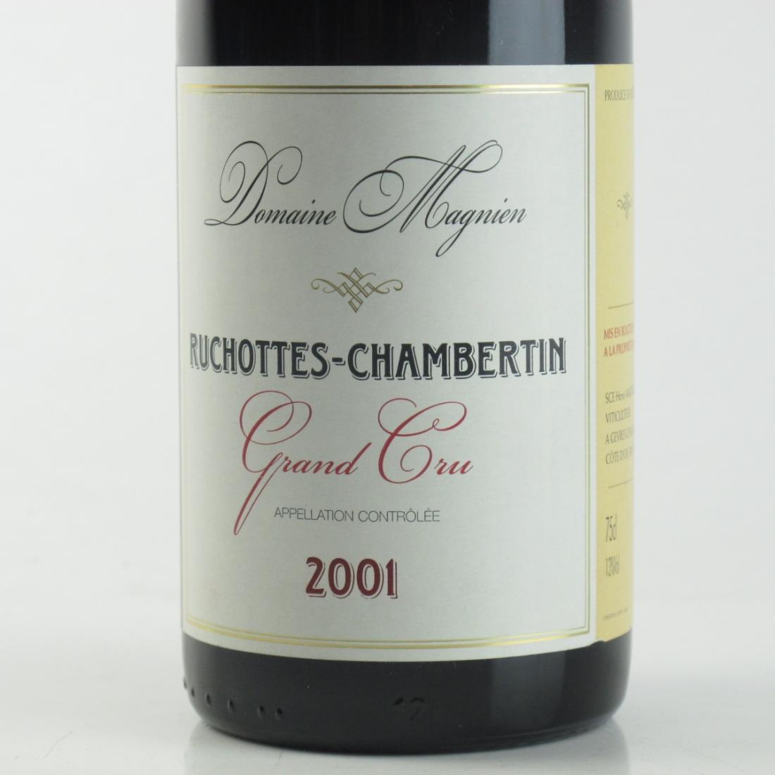 Dom. Magnien 2001 Ruchottes-Chambertin Grand-Cru