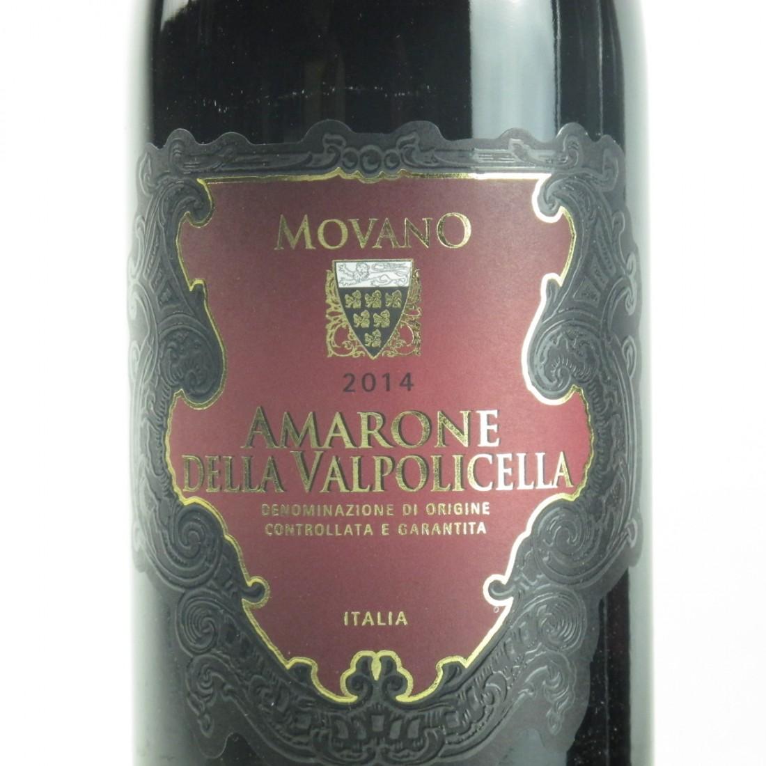 Movano 2014 Amarone 3x75cl