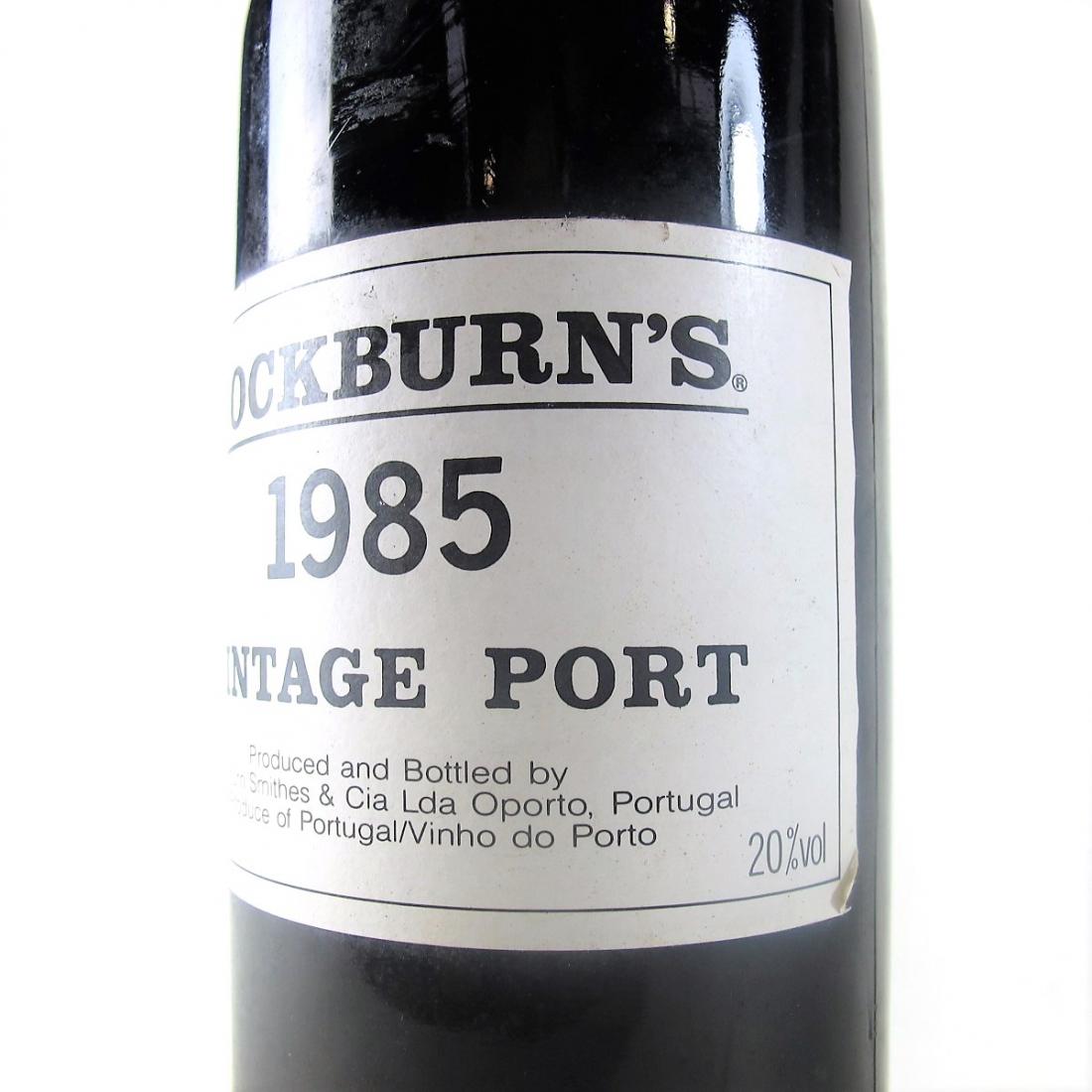 Cockburn's 1985 Vintage Port