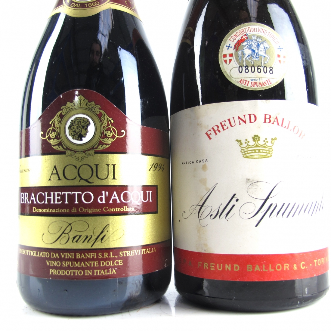 Sparkling Italian Red Wine 2x75cl