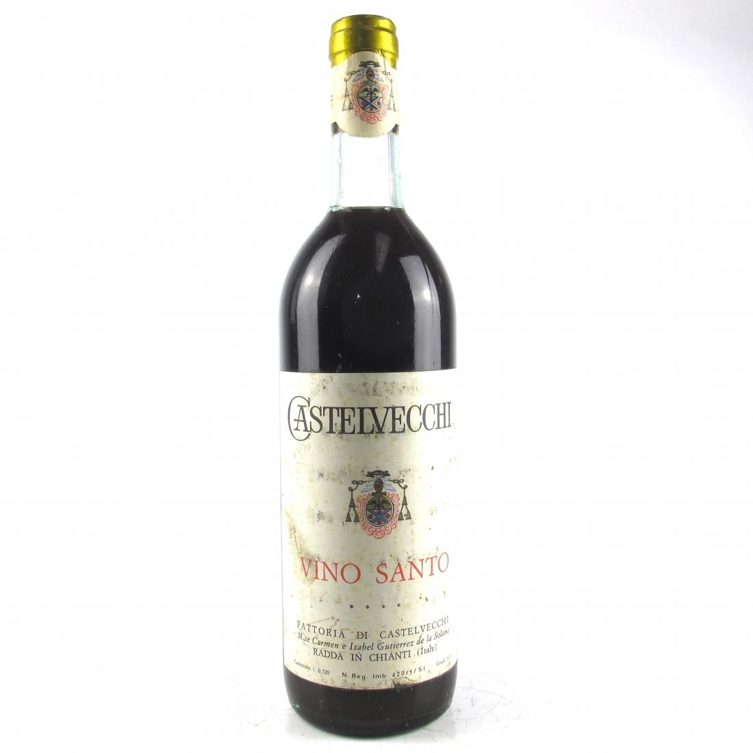 Castelvecchi NV Vin Santo