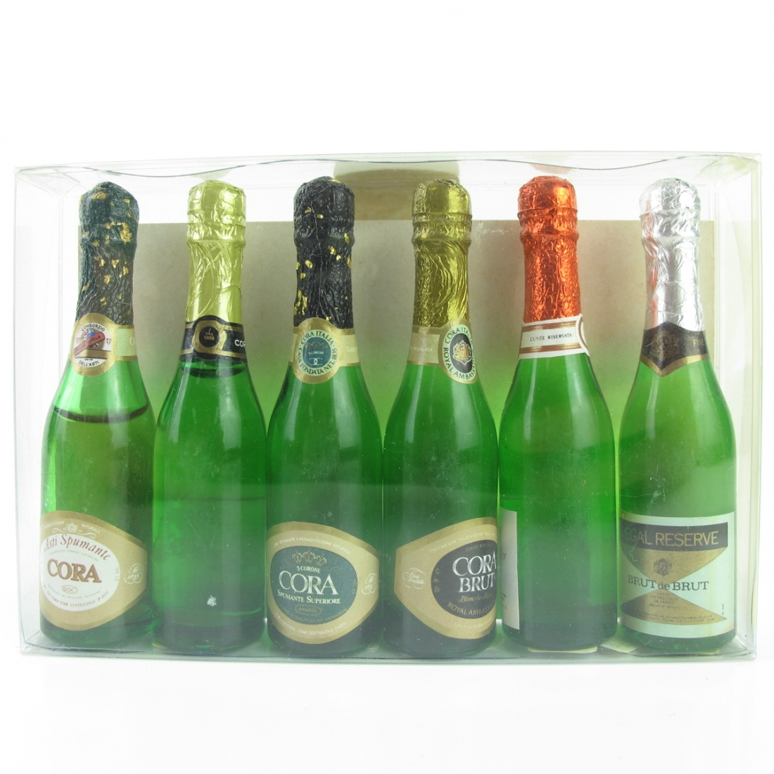 Selection of Wine Miniatures 48x2cl