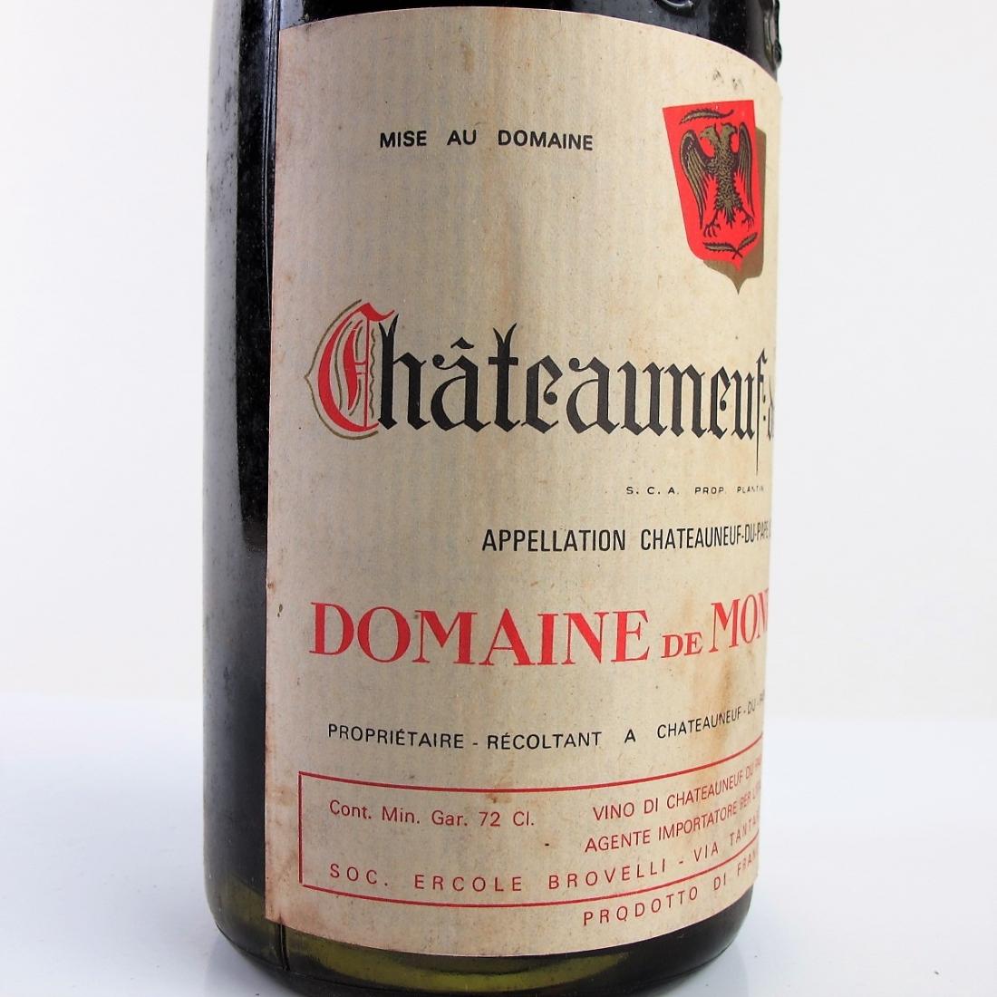 Dom. de Mont-Redon 1966 Chateauneuf-Du-Pape 2x75cl