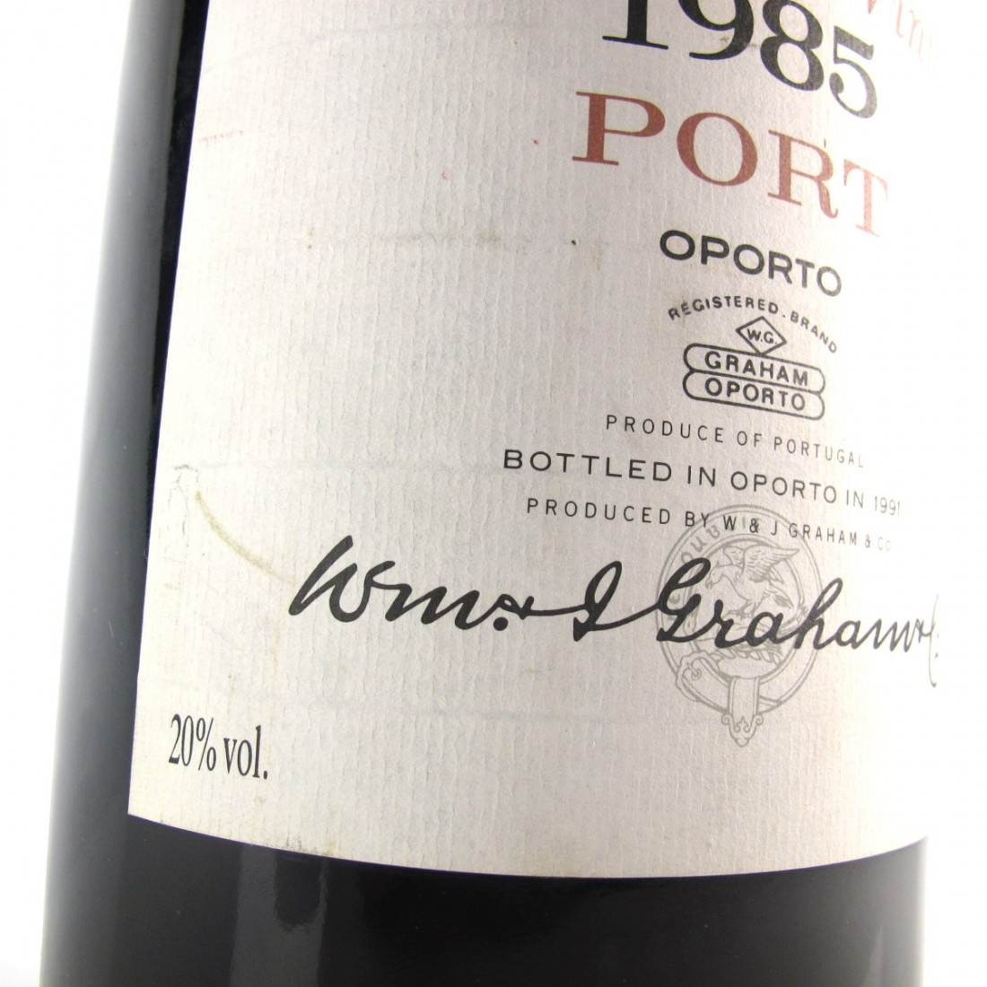 Graham's 1985 LBV Port 6L