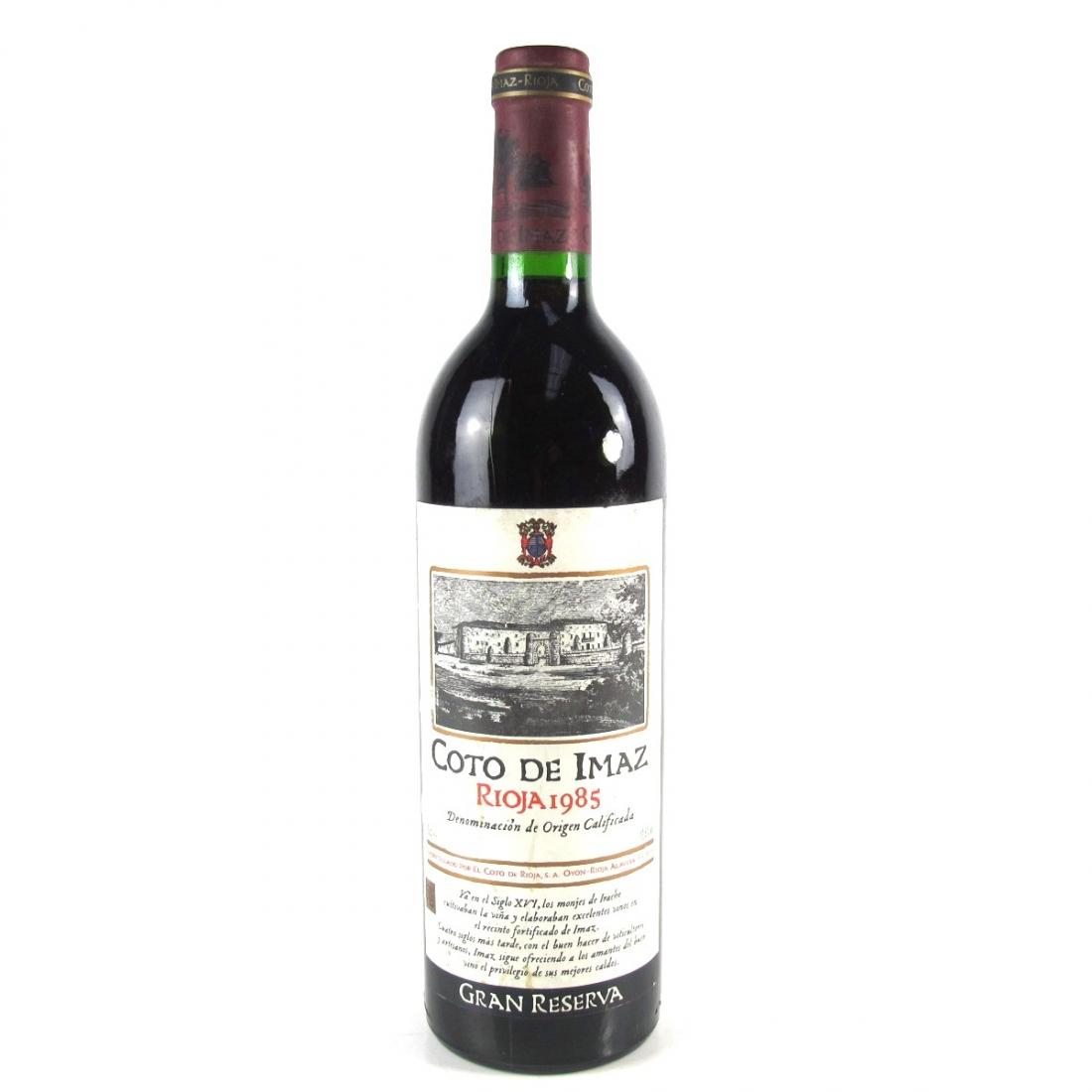 Coto De Imaz 1985 Rioja Gran Reserva
