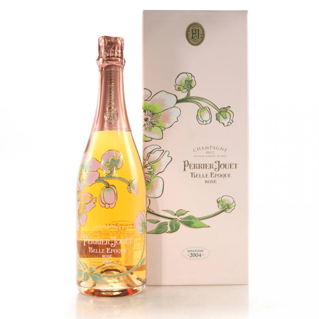 Perrier-Jouet Belle Epoque 2004 Rose Champagne